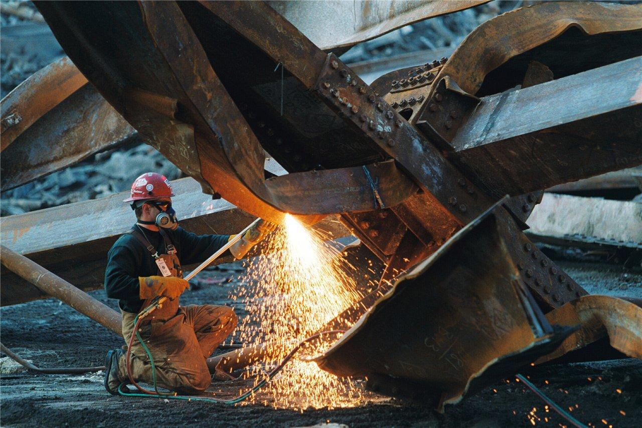Демонтаж металлолома в Одессе